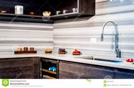 brown kitchen cabinets to white modern interior kitchen with brown base kitchen cabinets and