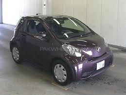 toyota iq car price in pakistan toyota iq 100g 2012 for sale in karachi pakwheels