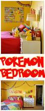Dr Seuss Bedroom Pokemon Bedroom Reveal