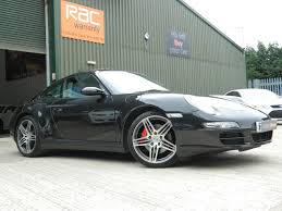 porsche carrera 2007 used 2007 porsche 911 carrera 4 tiptronic s for sale in