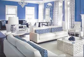 living room captivating of blue and white living room blue and