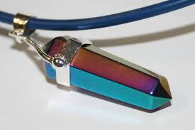 aura crystals metal coated crystal wikipedia