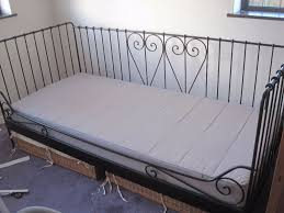 Ikea Single Bed Frame Ikea Metal Day Bed Frame Condition Ikea Single Bed Size