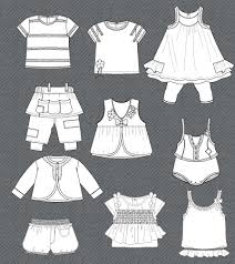 fashion forecasting kidsfashionvector cute vector art for kids