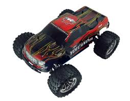 monster trucks toys volcano s30 1 10 scale nitro monster truck