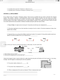 Motion Worksheets Worksheets For Physics 1st Term Halfrancisco
