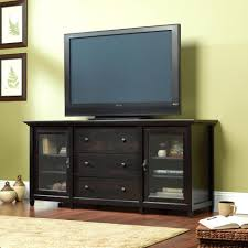 tv stand sauder tv stand entertainment center with drawers