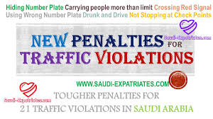Ministry Of Interior Saudi Arabia Traffic Violation Saudi Expatriates