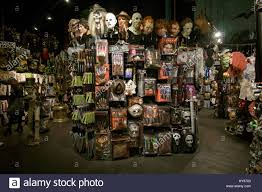inside the halloween adventure costume shop on broadway in