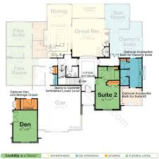 master suite floor plans dual master bedroom storage cube with drawers