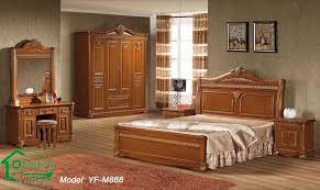 bedroom furniture solid wood uv furniture