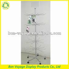 multifunctional metal spinning hook display stand wine stopper