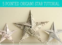 25 unique origami ideas on origami paper
