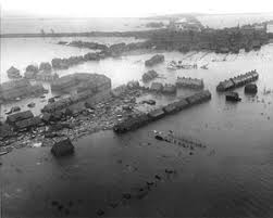 Inundaciçon holanda 1953