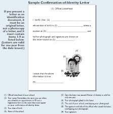 Example Of Resume For Students In College by Supplementary Id Requirements For The Gre General Test For Test