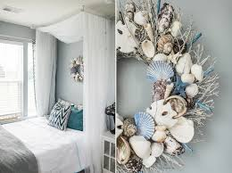 diy bed canopy guest bedroom diy bed canopy with curtain rods stephanie messick