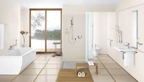 Oriental Bathroom Decor Bathroom Attractive Japanese Bathroom Decor With White Standing