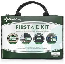 medicare deluxe first aid kit 115 items the most essential first