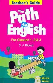 teacher u0027s guide the path to english for classes 1 2 u0026 3 buy
