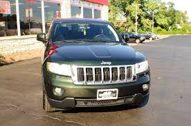 jeep 2011 grand for sale 2011 jeep grand laredo green 4x4 suv