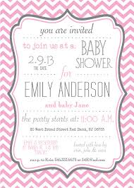 pink and gray chevron baby shower sprinkle or birthday
