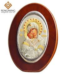 catholic baptism gifts catholic baptism gifts our vladimir oval wood