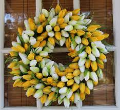 How To Make A Spring Wreath by Easy Inexpensive And Beautiful Diy Spring Wreath From Thrifty