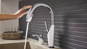 brizo kitchen faucets reviews brizo kitchen faucet reviews bronze delta touch copper grohe