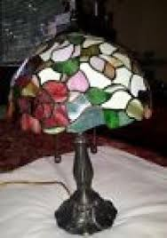 dale tiffany stained glass table lamp foter