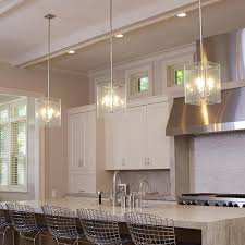 lighting for kitchen islands glass panel pendants light kitchen island brass light gallery