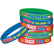 bracelet rubber images Thomas friends rubber bracelets wristbands jpg