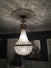 Florian Crystal Chandelier Restoration Hardware Chandeliers Ebay