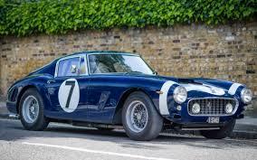classic ferrari convertible classic cars