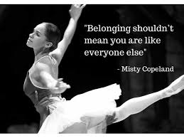 quotes about leadership and dance misty copeland u0027s perseverance the washington post