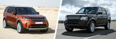 vintage land rover interior land rover discovery 5 vs discovery 4 u2013 old vs new carwow