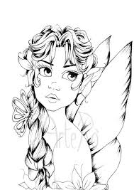surprising idea fairy coloring pages adults 25 coloring