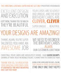 testimonials nib u0026 tuck business holiday cards u0026 corporate