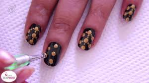 6 easy nail art for beginners diy nail design shruti anand