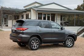 toyota fortuner is the new suv in company u0027s line up