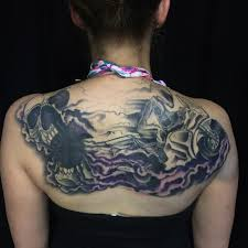 Tattoos For Middle Of Back 60 Best Back Tattoos Designs Meanings All Types Of 2018