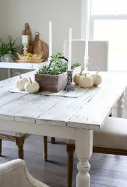 Diy White Dining Room Table Home Design Wonderful Whitewashed Farmhouse Table Diy 3 Home