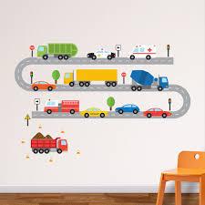 cars trucks wall decal maxwill studio cars trucks wall decal