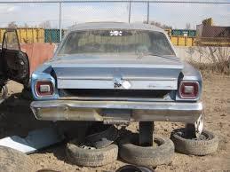 1990 Falcon Junkyard Find 1970 Ford Falcon Futura Sedan The Truth About Cars