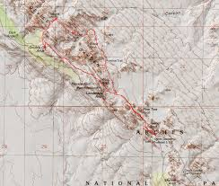 Arches National Park Map Earthline The American West Arches National Park Landscape Arch
