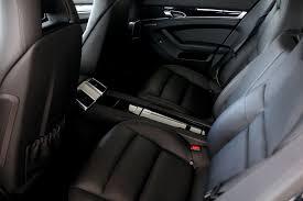 porsche panamera interior back seat 2015 porsche panamera 4 stock p000802a for sale near vienna va