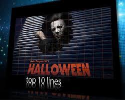 halloween top 10 movie lines youtube