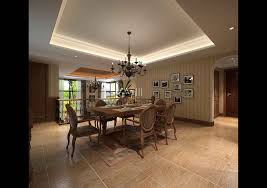 modern dining room chandeliers linear chandelier dining room dark wood trestle dining table on