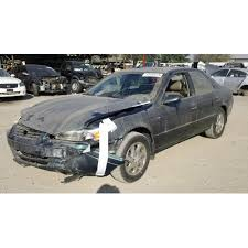 Toyota Camry Interior Parts Used 1997 Toyota Camry Xle Parts Car Green With Brown Interior