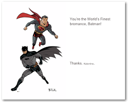 batman valentines card s day cards rad infinitum