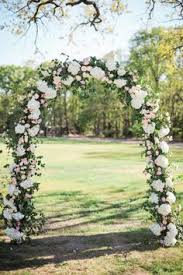 wedding arches dallas tx alter at springs in by dallas wedding